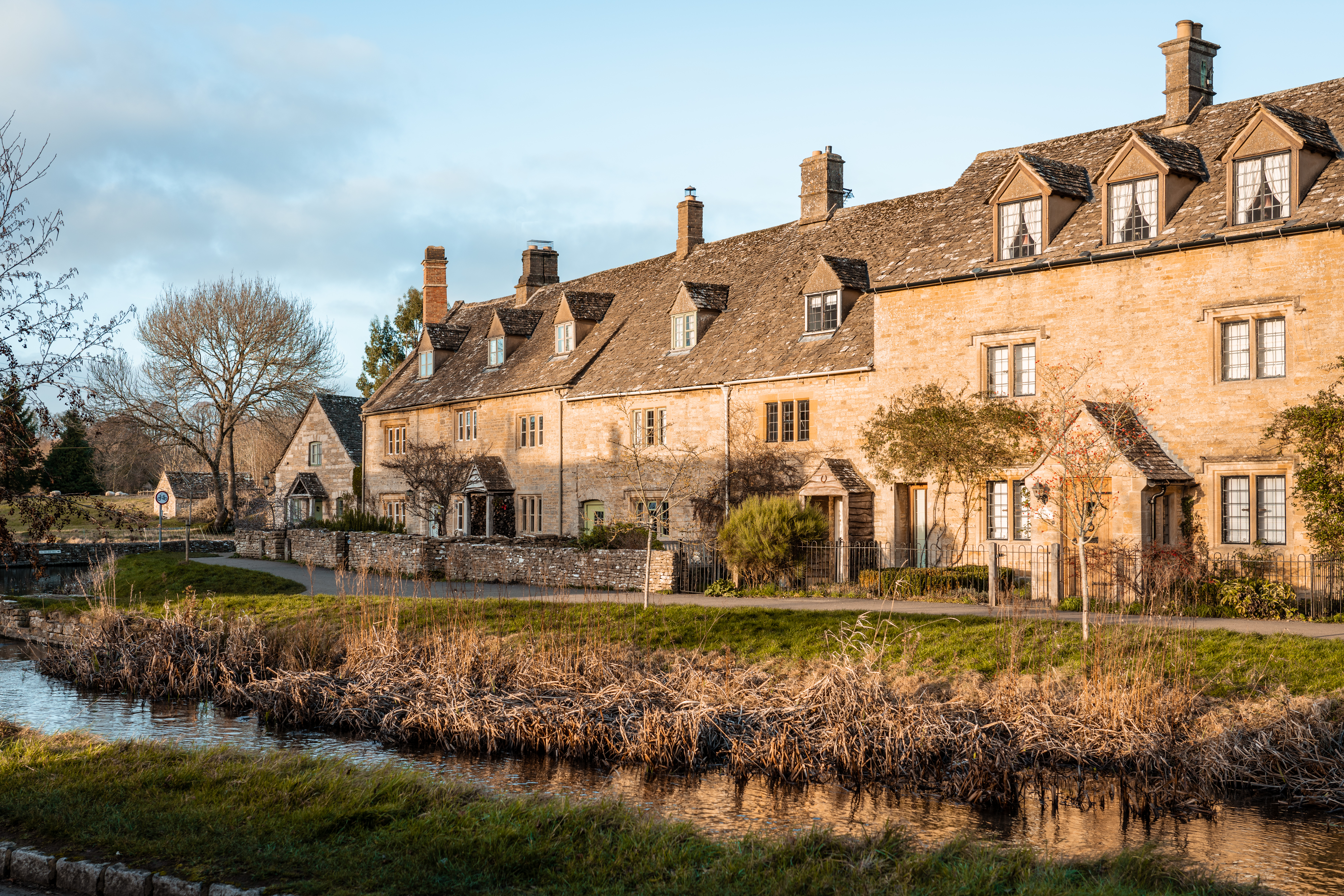 The prettiest villages in the Cotswolds | Lower Slaughter, Gloucestershire