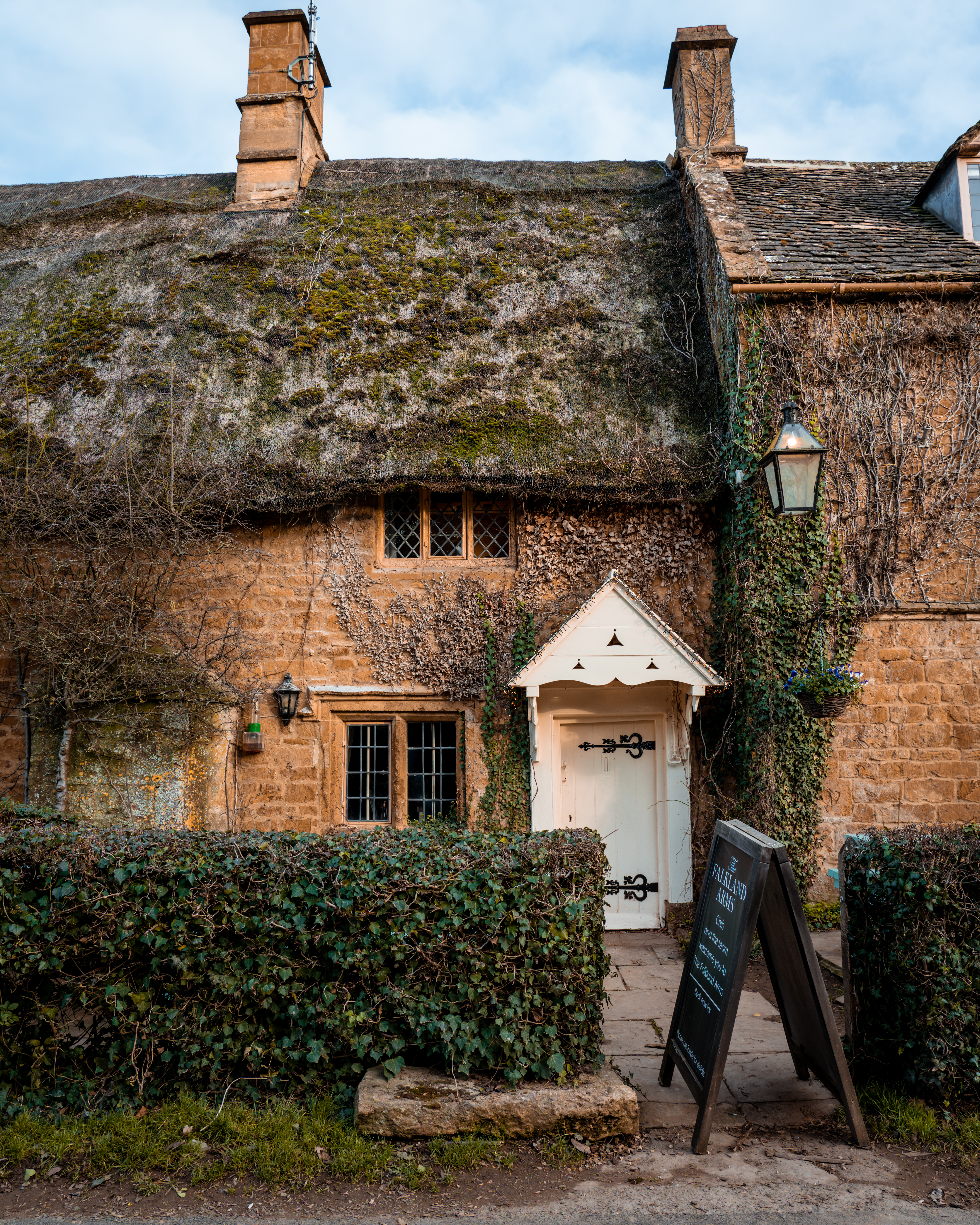 The prettiest villages in the Cotswolds | Great Tew, Oxfordshire