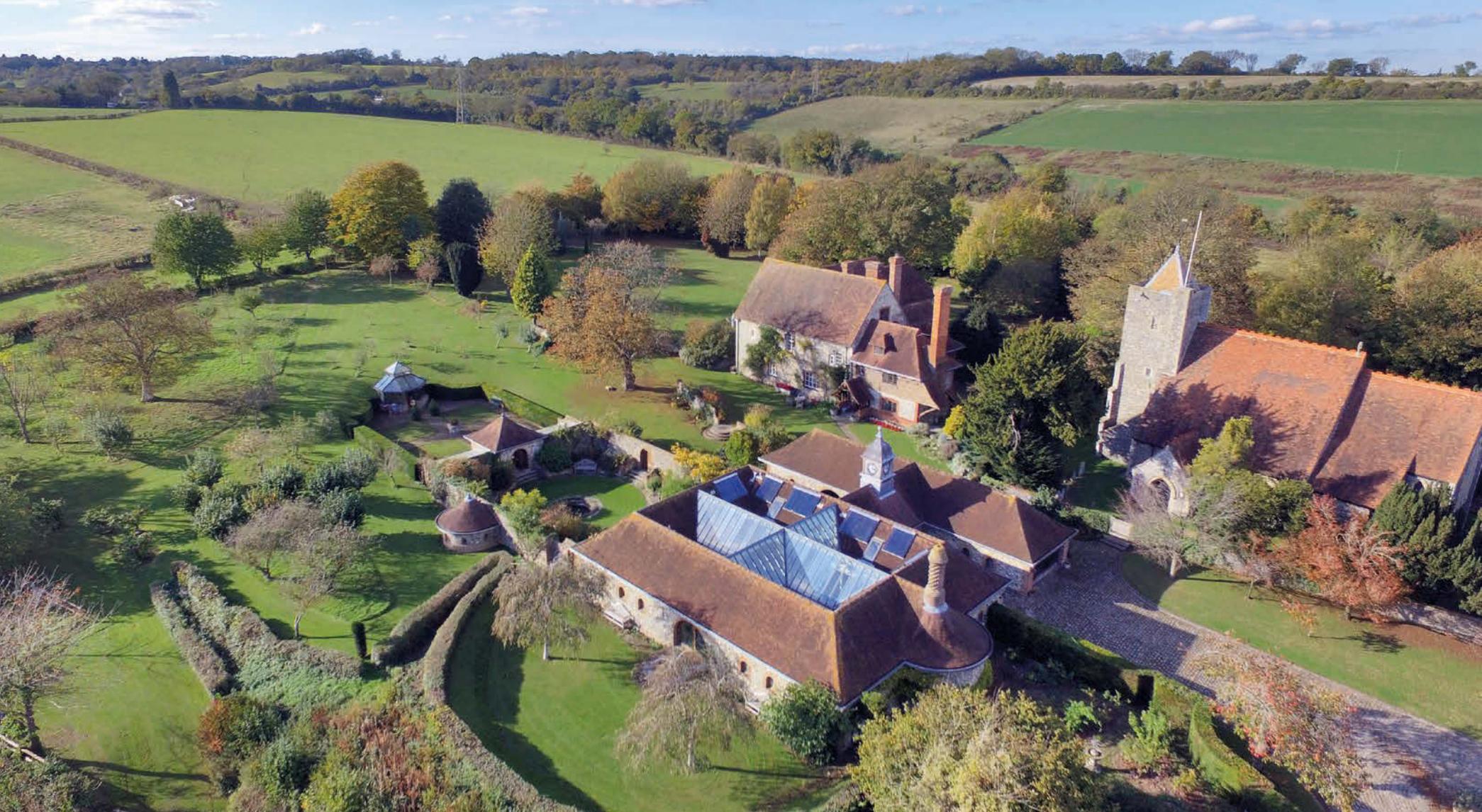 England's oldest house | Kent, UK