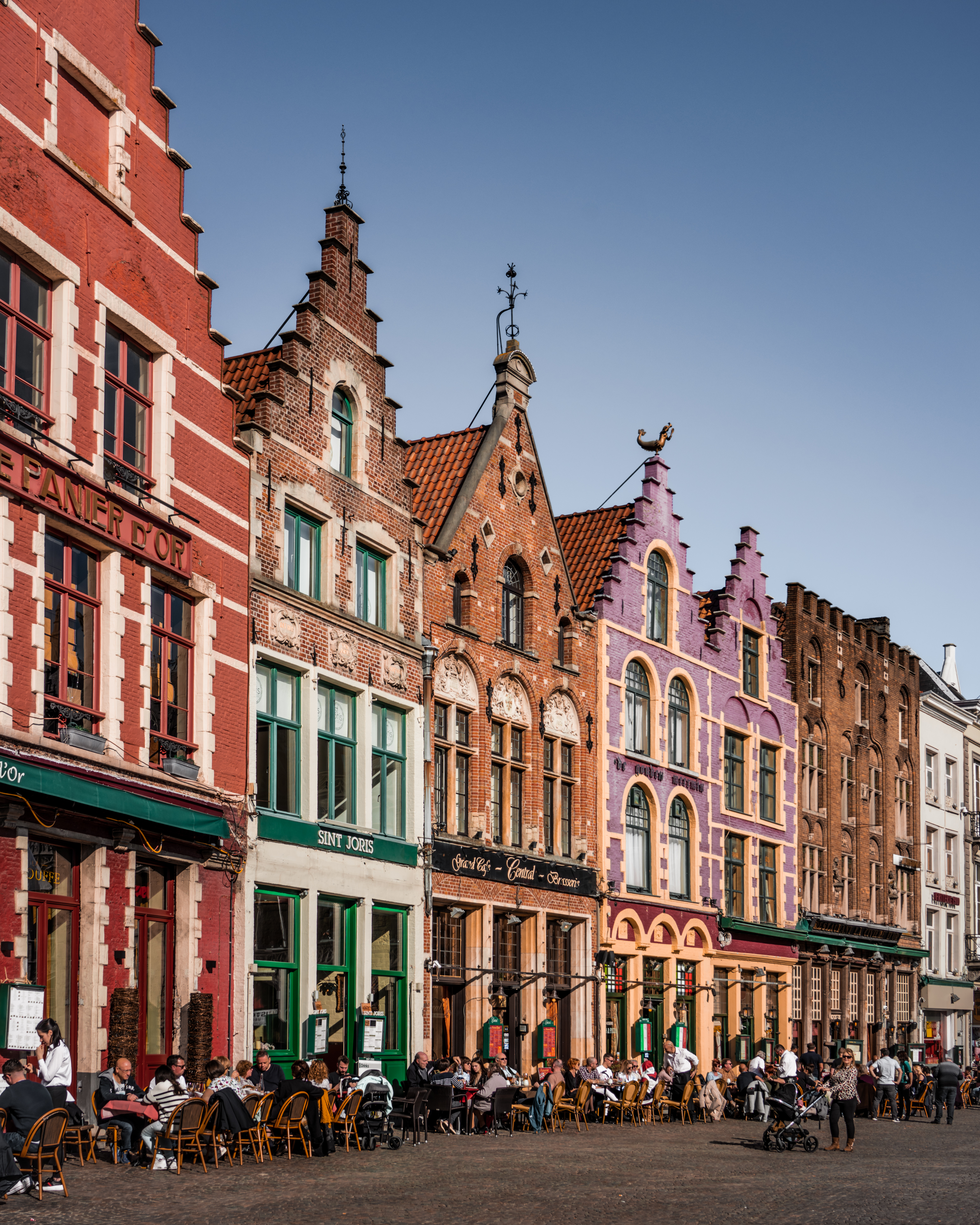 The Most Picturesque Locations in Bruges | The Markt
