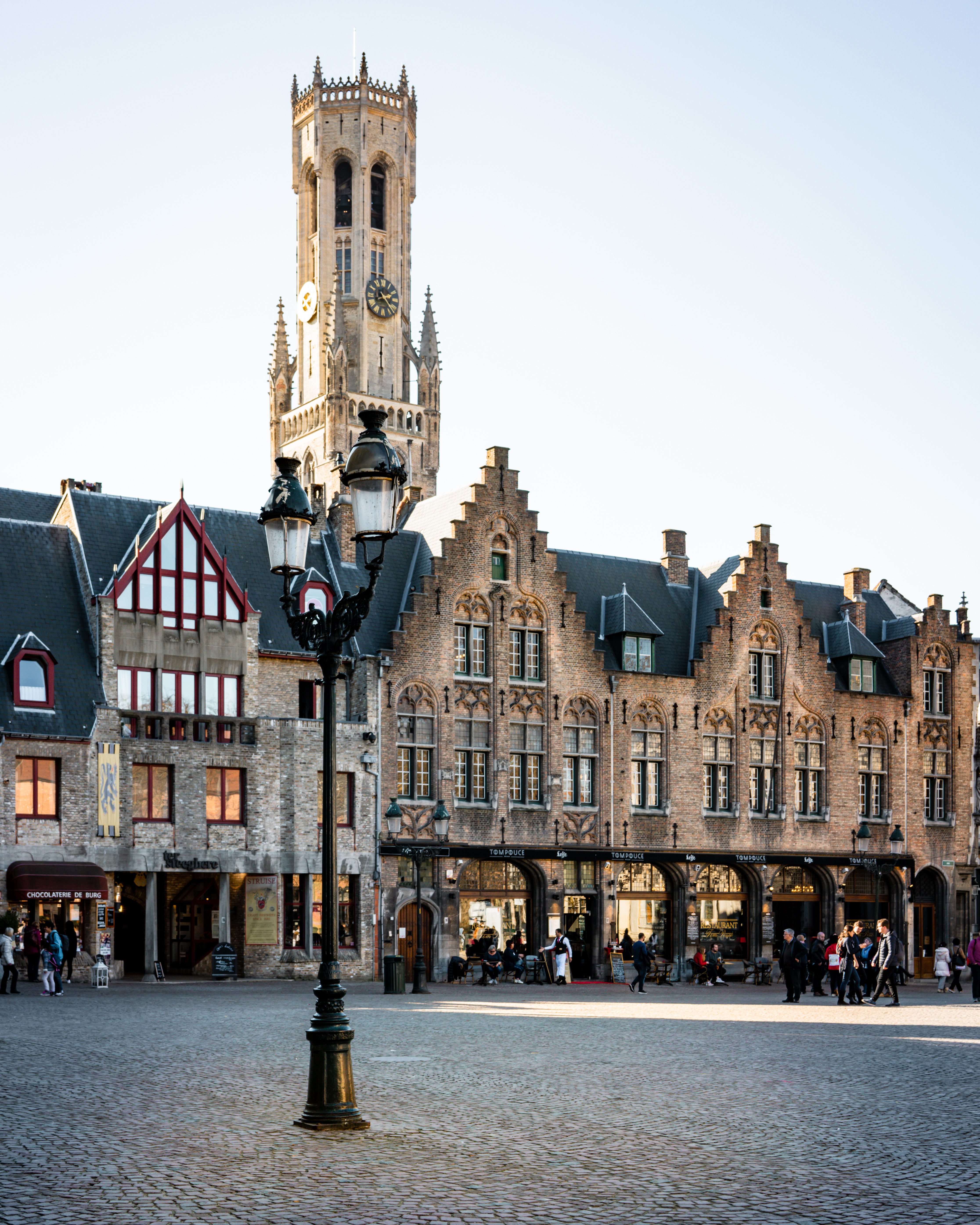 The Most Picturesque Locations in Bruges | Burg Square