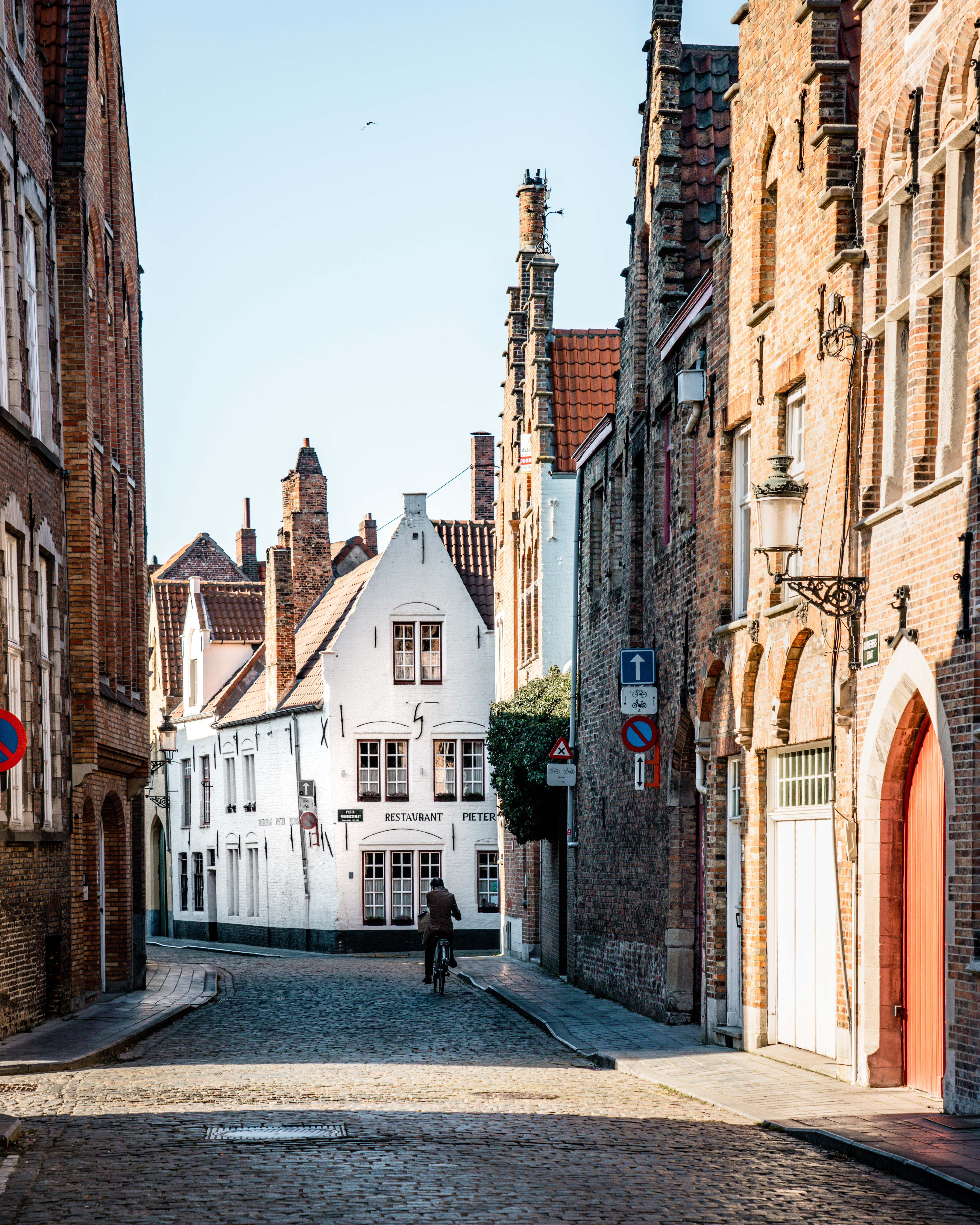 The Most Picturesque Locations in Bruges   Grauwwerkersstraat