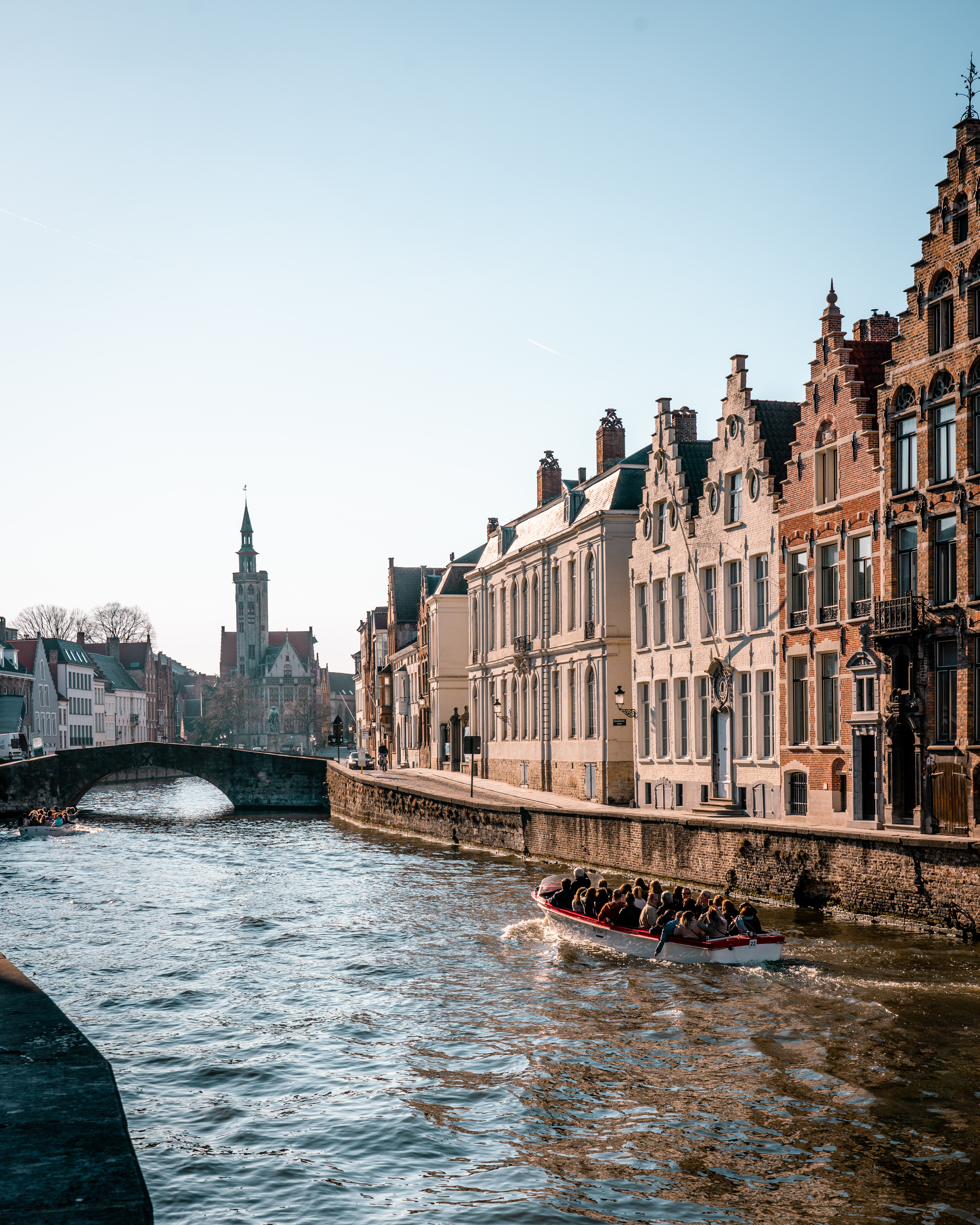 The Most Picturesque Locations in Bruges   Spiegelrei