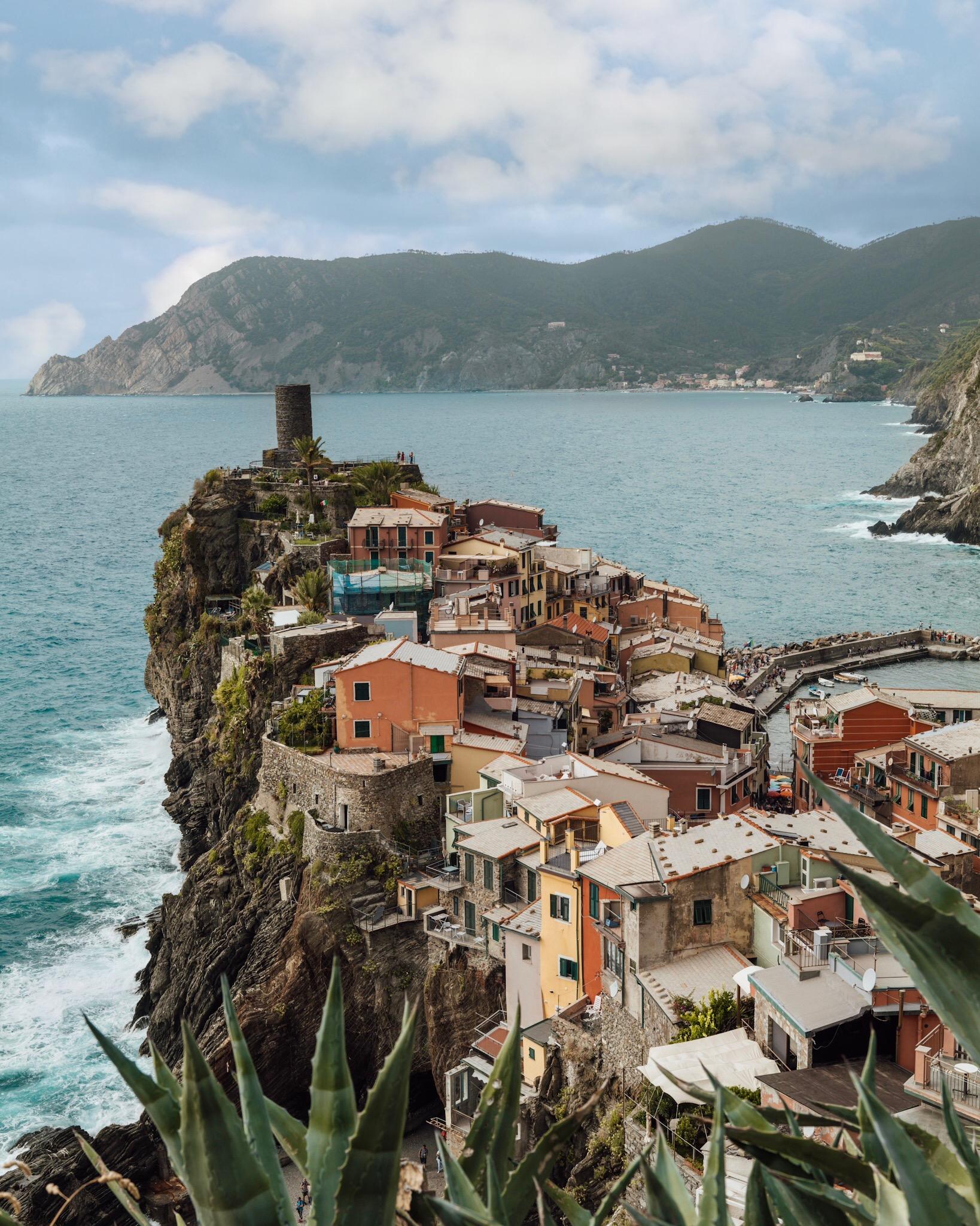 2 Day Ligurian Coast Itinerary | Cinque Terre