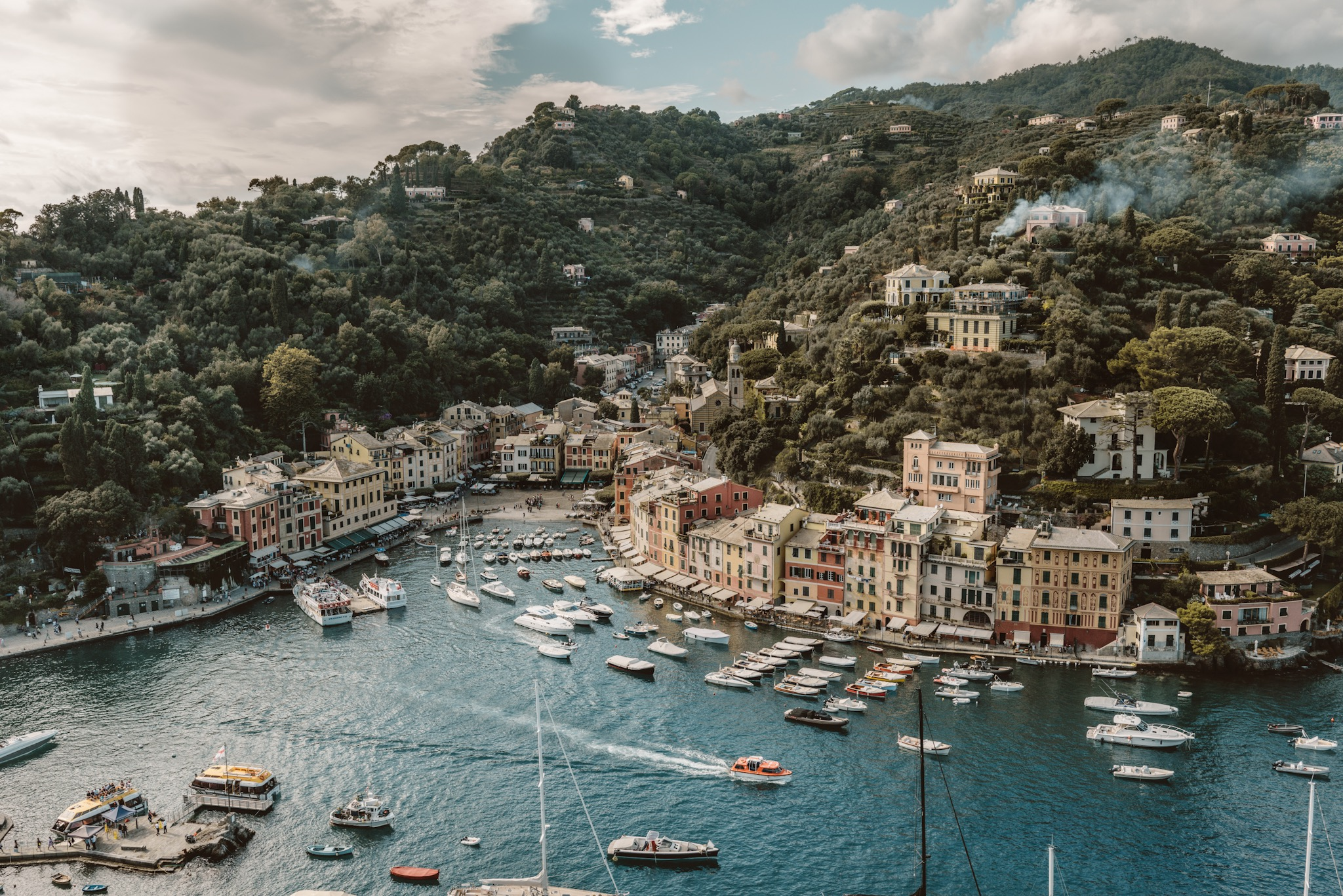 2 Day Ligurian Coast Itinerary | Portofino