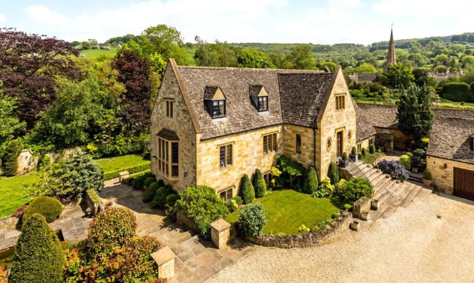 5 Epic Houses for Sale in the Cotswolds| Stanton