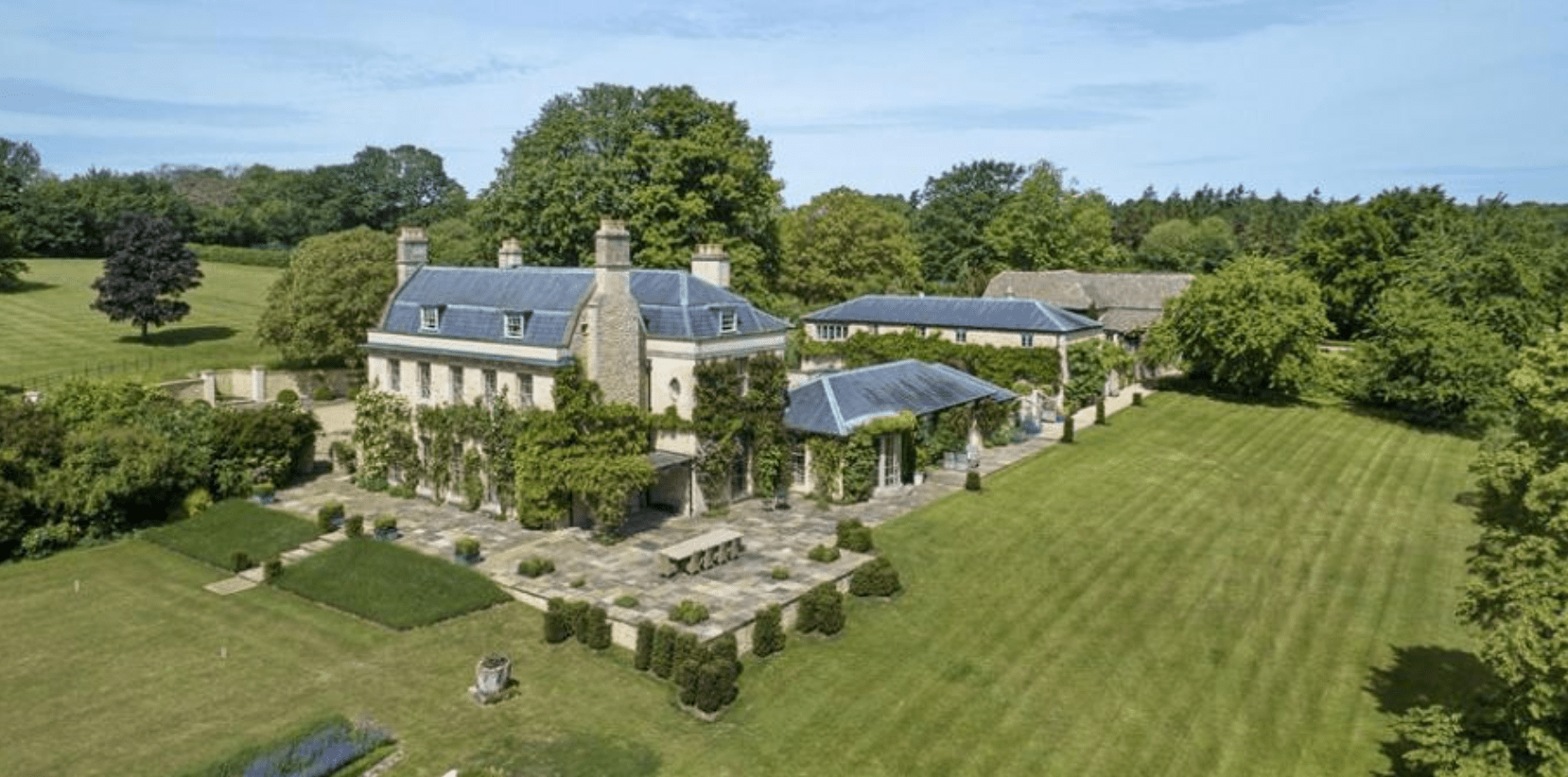 5 Epic Houses for Sale in the Cotswolds| Woodstock