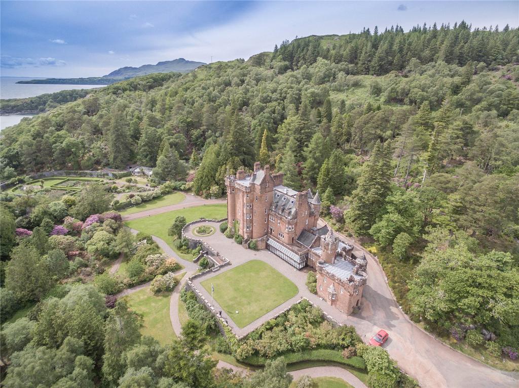 5 Incredible Castles For Sale in the UK | Glenborrodale Castle