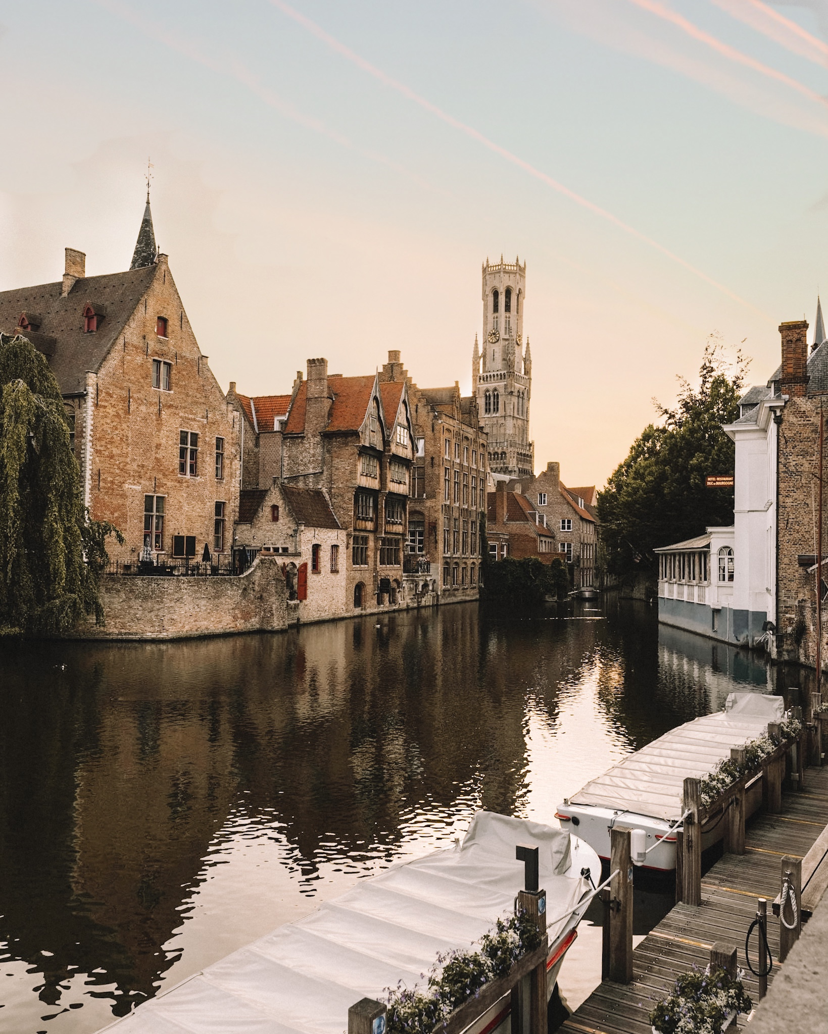 Exploring Europe with P&O Ferries | Bruges | Belgium