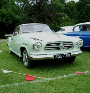 Borgward Isabella Coupe_