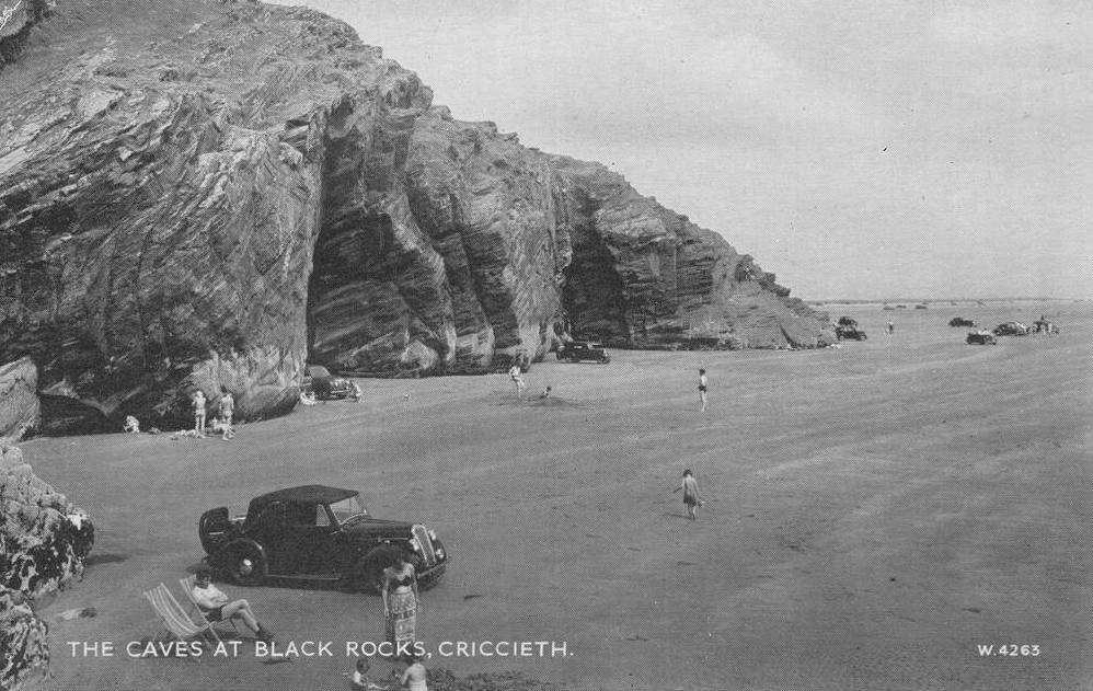 beach criccieth sm
