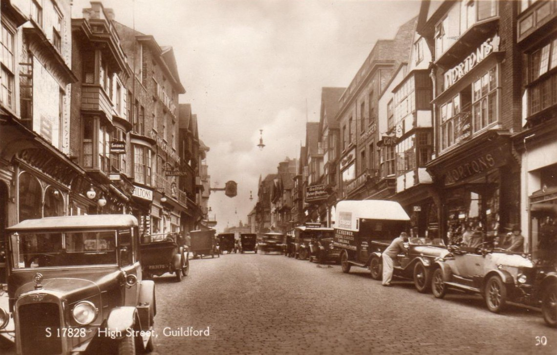 High Street Guildford2