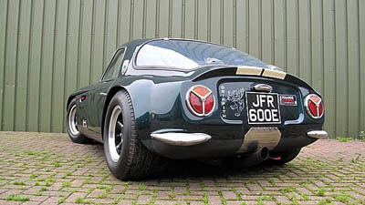 tvr-griffith-400-rear