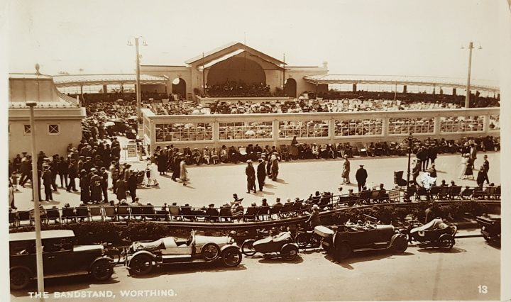 Grandstand Worthing