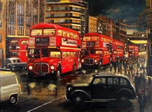 Wallace Trickett Painting