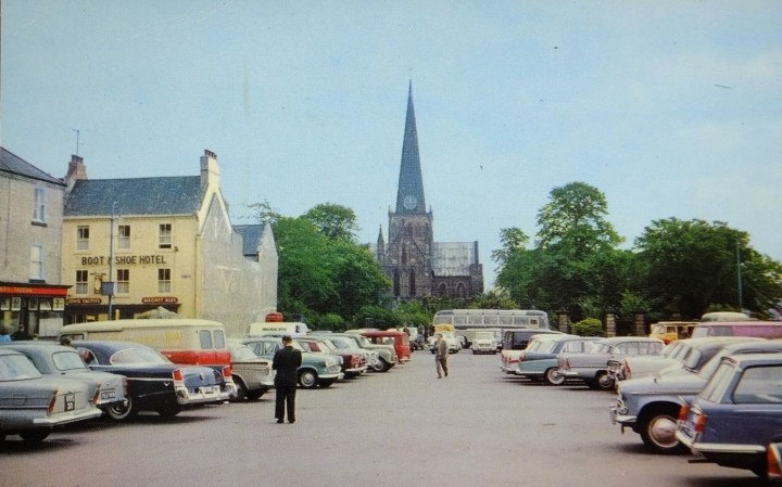 Darlington classic cars