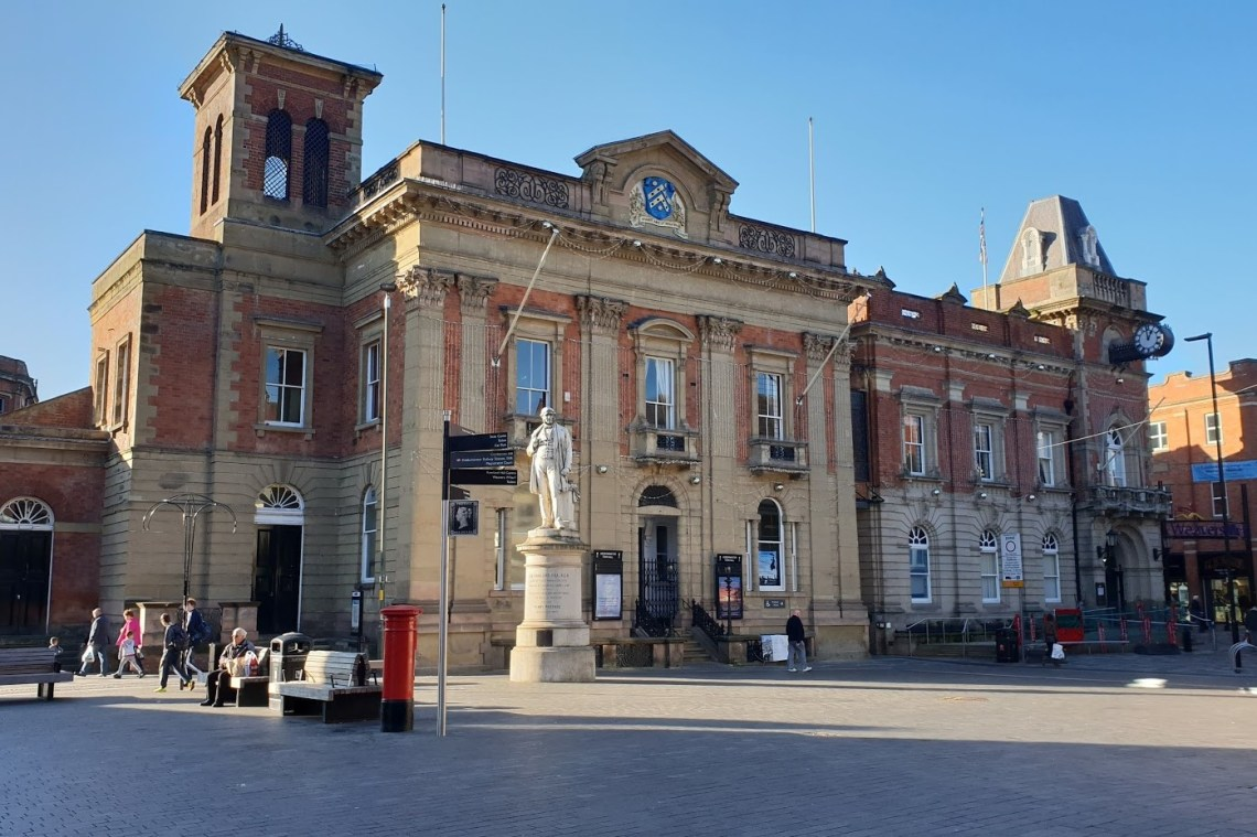 Kidderminster Town Hall 2018