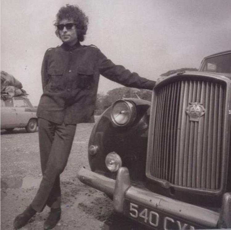 Bob Dyland with 540CYN Austin Princess