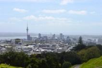 Auckland, Skyline