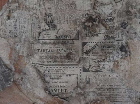 Wallpaper in Ruby Hunt's Cottage