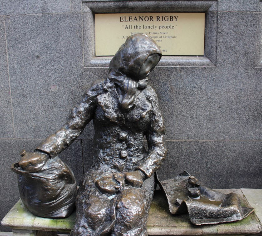 Eleanor Rigby | Postcards From Here and There