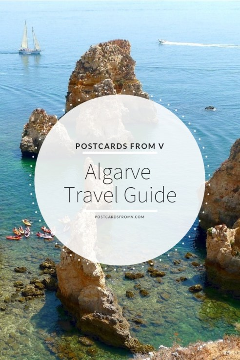 Algarve, Portugal, Pinterest, Travel Guide