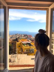 Naples, Italy, Itinerary, Hotel