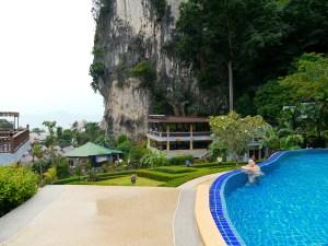 Railay Phutawan Resort, Krabi