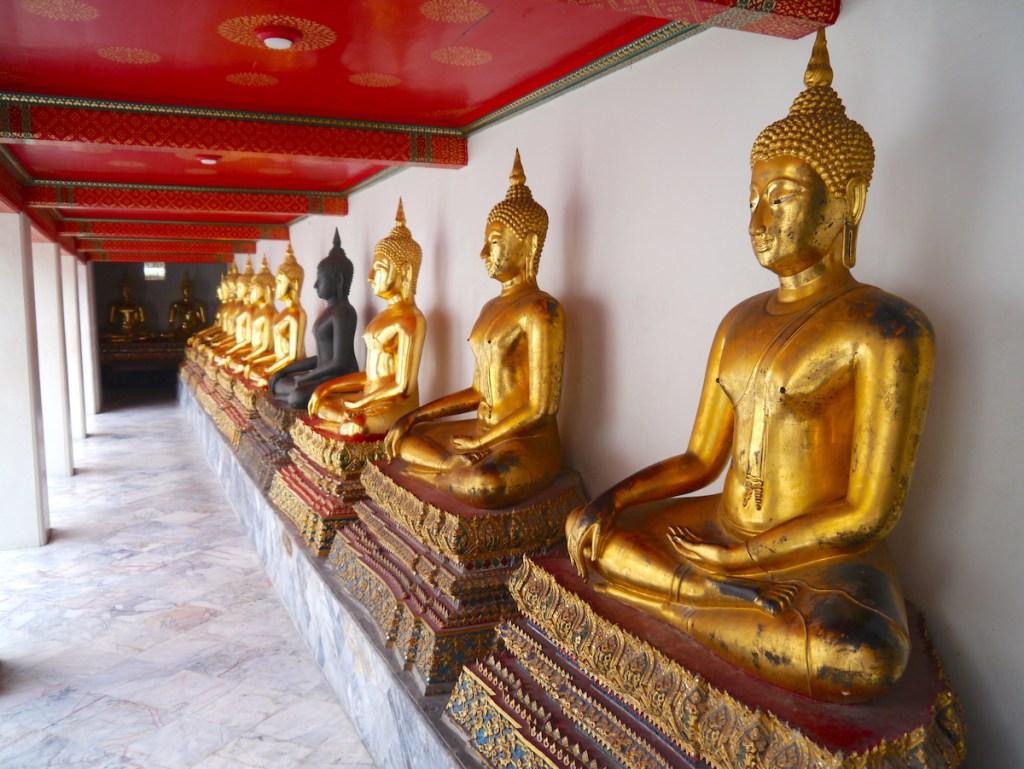 Thailand, Itinerary, Bangkok