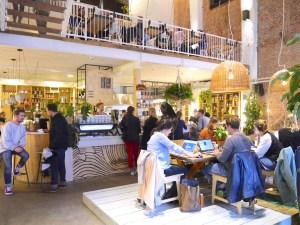 Amsterdam, City Guide, Cafés, CT Coffee & Coconuts, Indoor