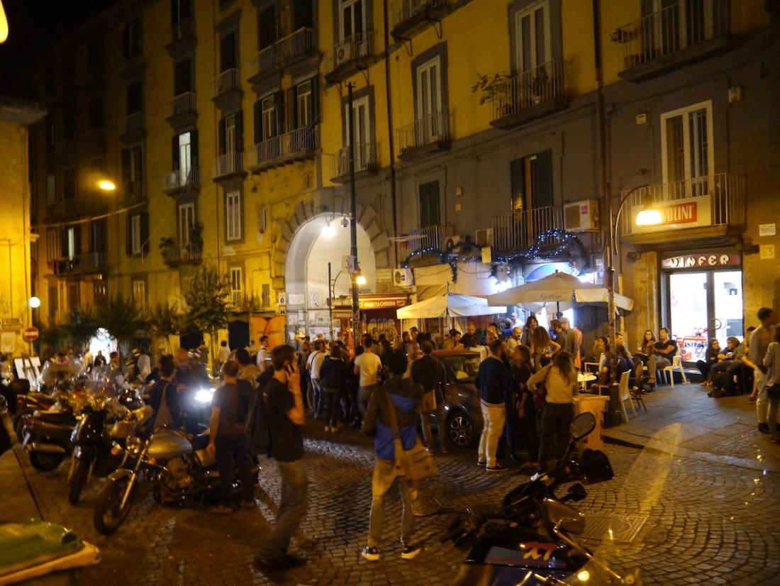 Naples, Italy, Itinerary, Piazza