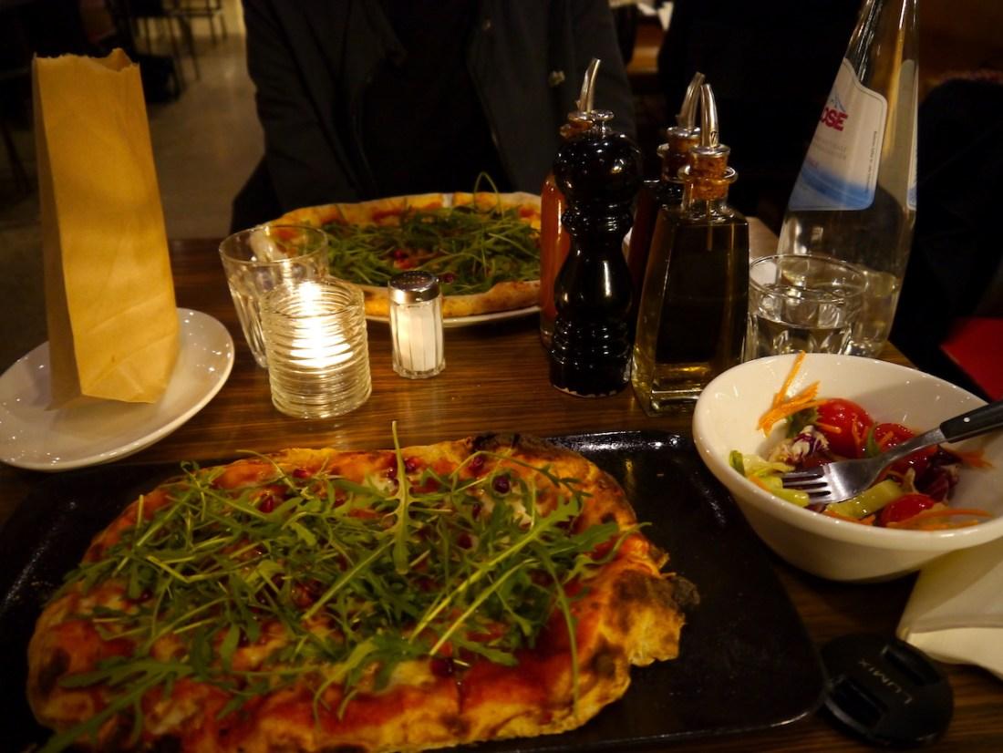 Riva, Pizza