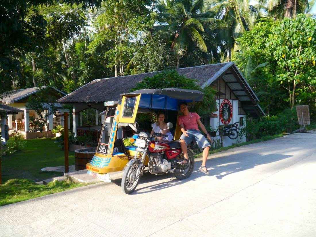 Cebu, Philippines, Itinerary, Tricycle