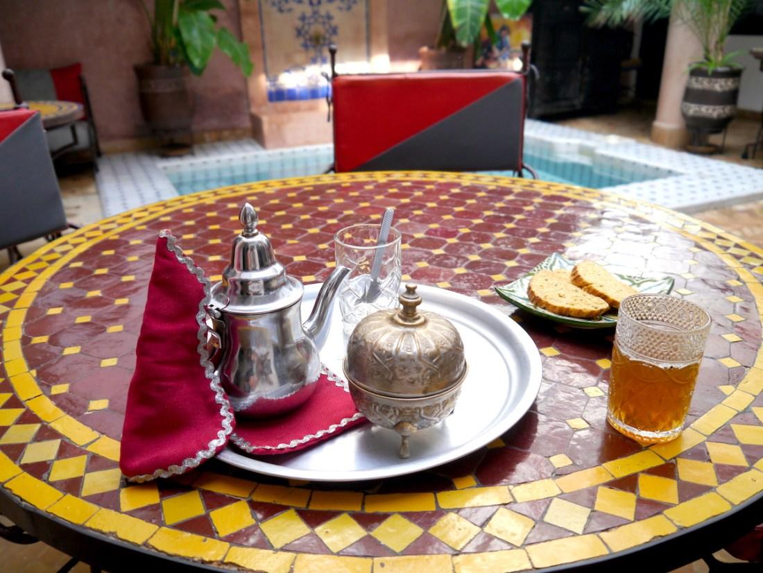 Breakfast, Riad