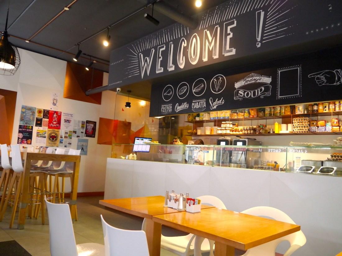 Dublin, City Guide, Lemon Jelly Café