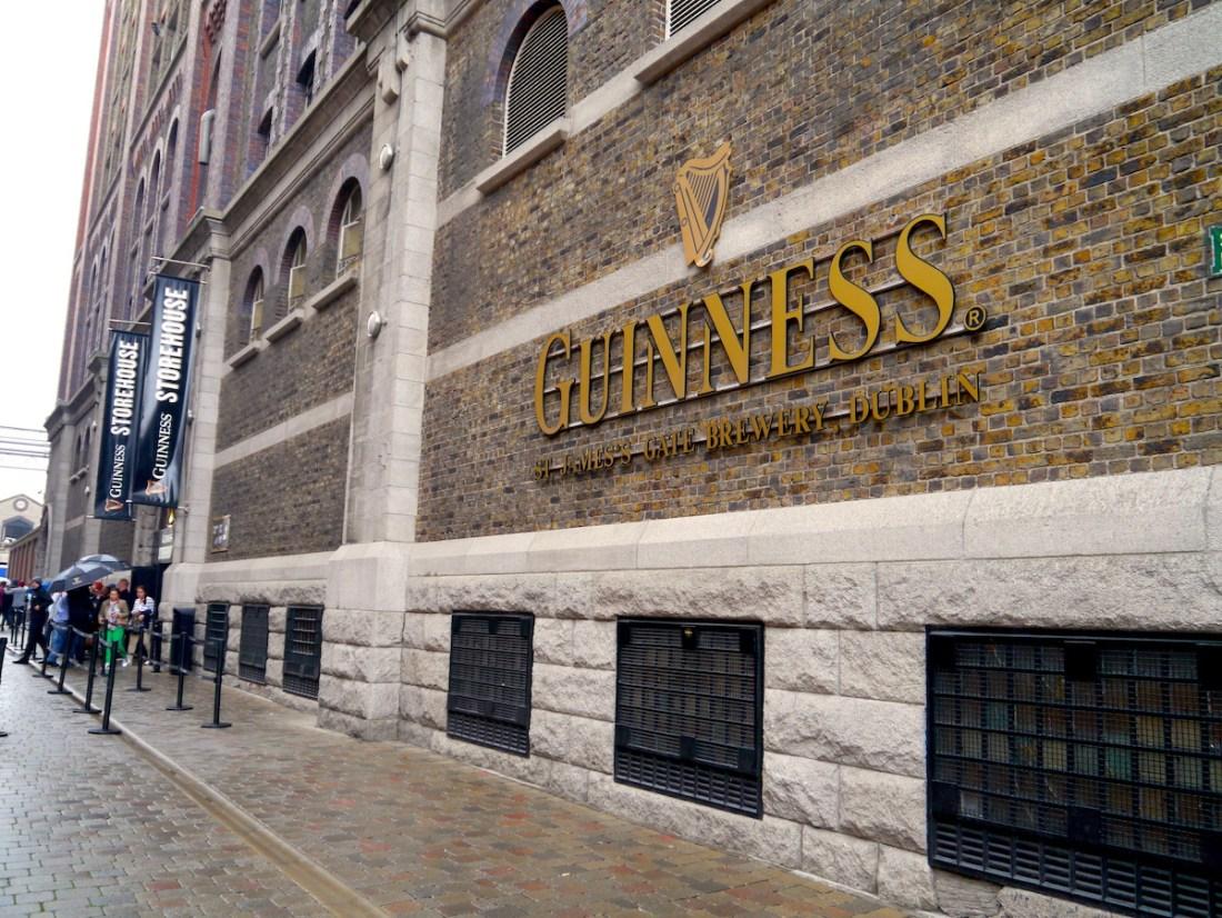 Dublin, City Guide, Guinness Storehouse