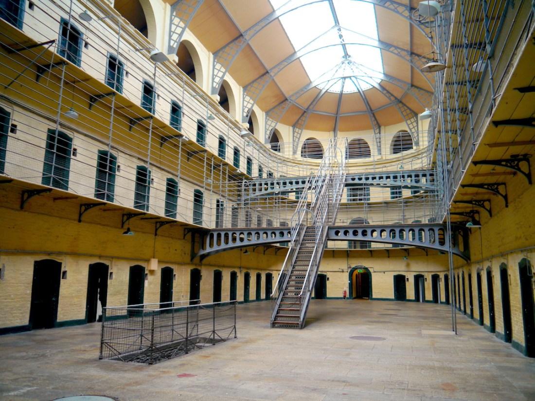 Dublin, City Guide, Kilmainham Goal, Cells