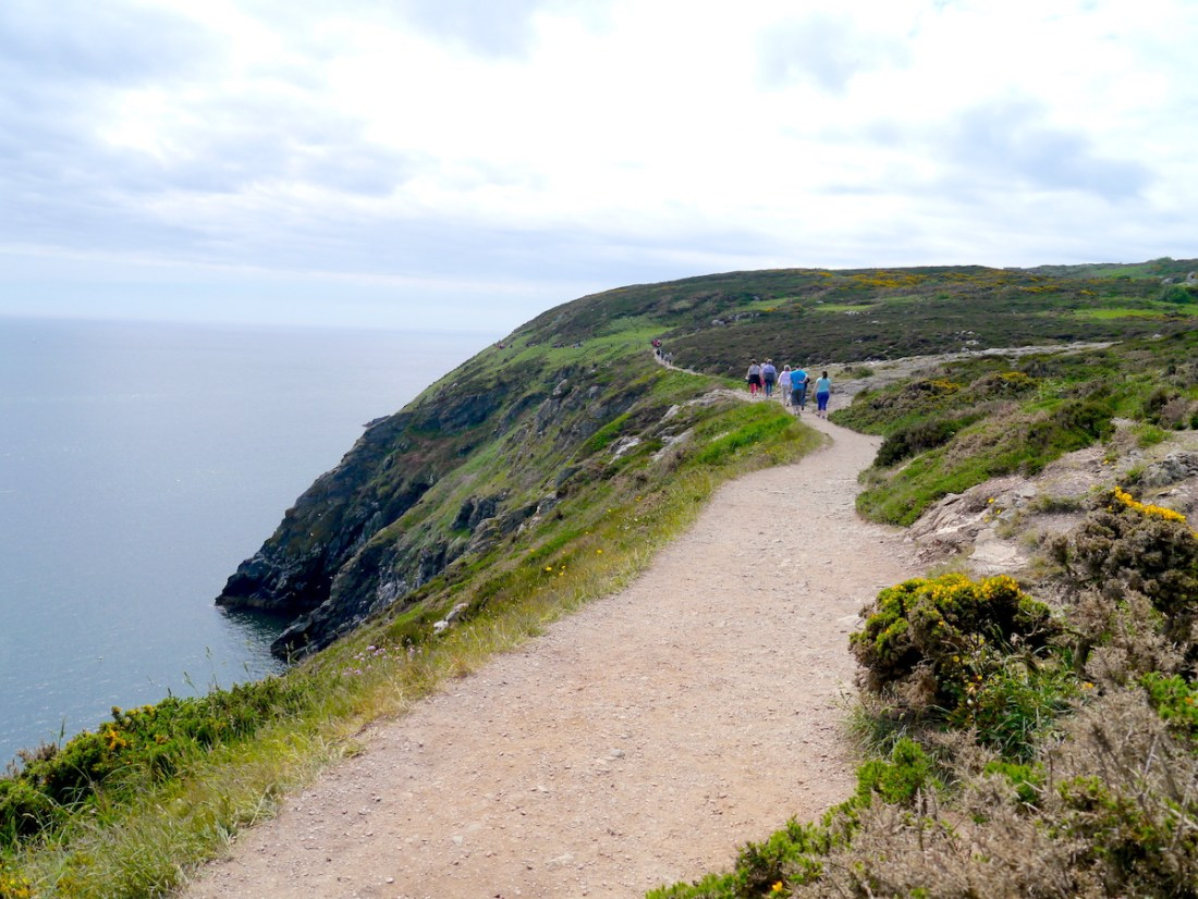 Perfect Day Trips from Dublin, Ireland, Howth, Cliff Walk