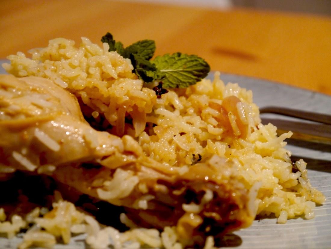 Indian Food, Food Guide, Dum Biriyami, Food