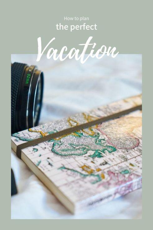 How to plan a trip, pin it, pinterest