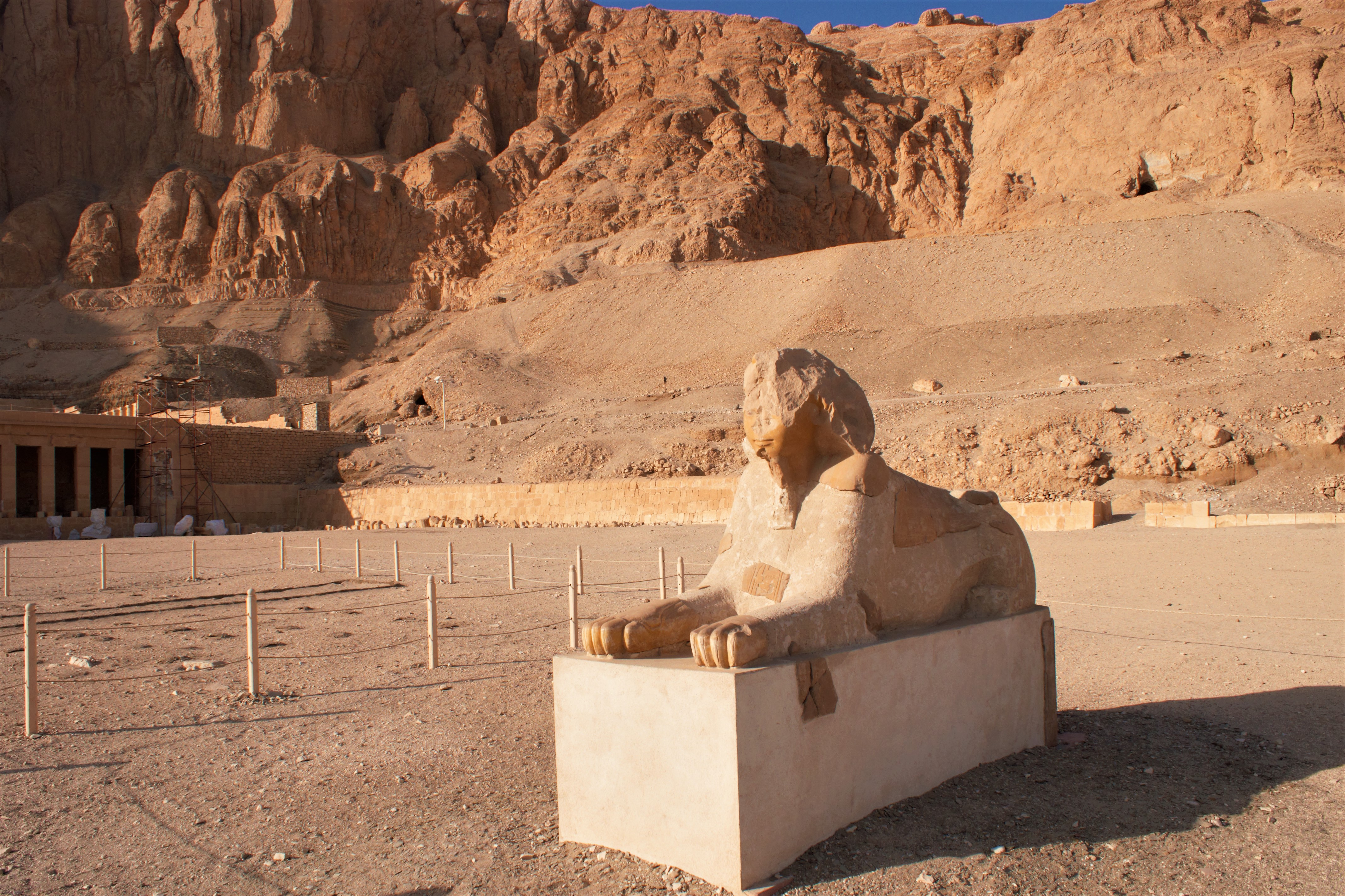 Hatchepsut's existance was proven only in 19th century CE.