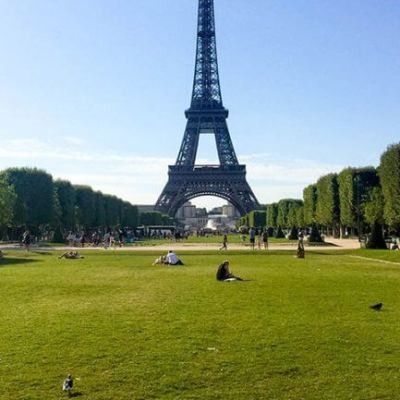 24 Hours In Paris: Part One