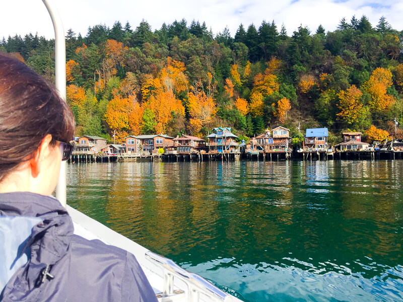 A Weekend Getaway in Gig Harbor