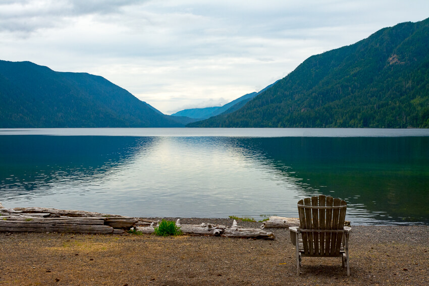 10 Reasons to Visit Olympic National Park Lake Crescent