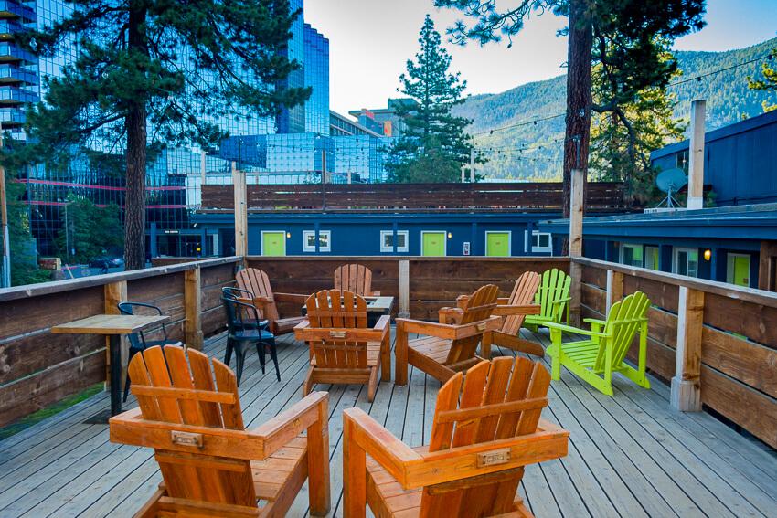 summer lake tahoe basecamp