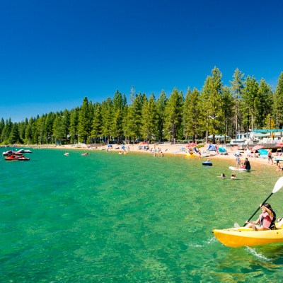 How to Spend an Active Summer in Lake Tahoe