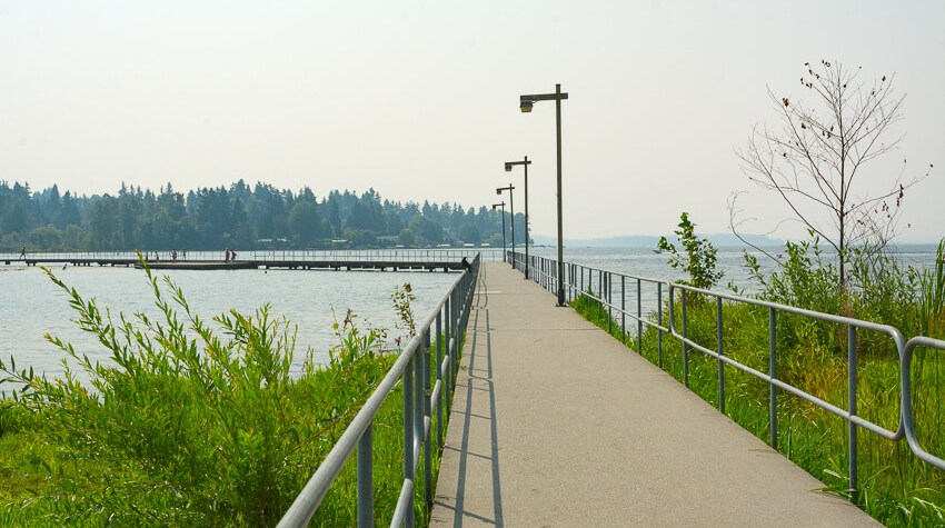 How to Spend an Active Day in Kirkland Juanita Bay