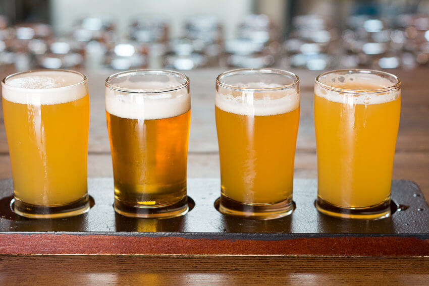 How to Spend an Active Day in Kirkland beer