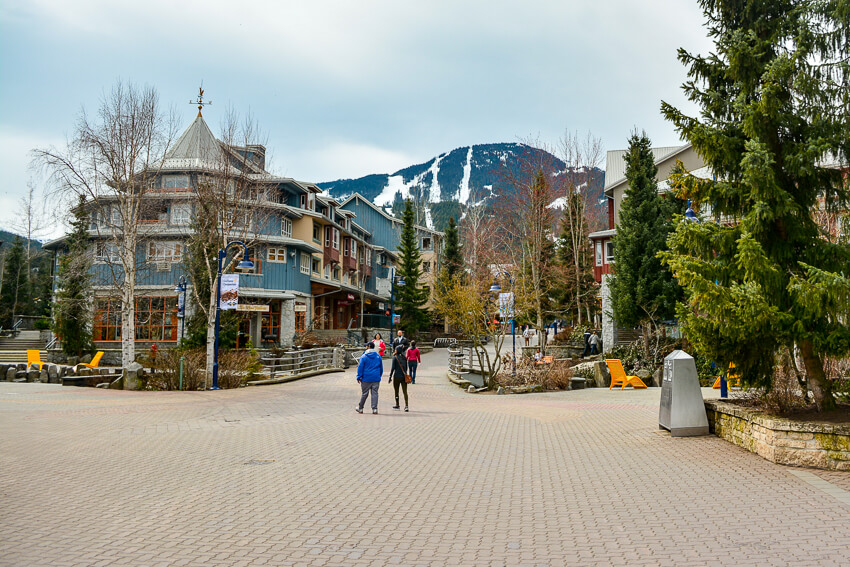 things to do in whistler shopping