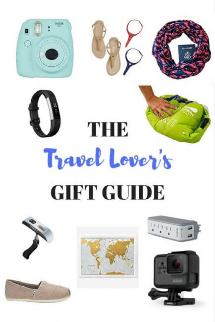 Wondering what to get the traveler in your life? This travel lover's gift guide covers plenty of items that will make their trips even easier!